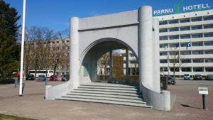 Eesti Vabariigi iseseisvuse väljakuulutamise mälestusmärk